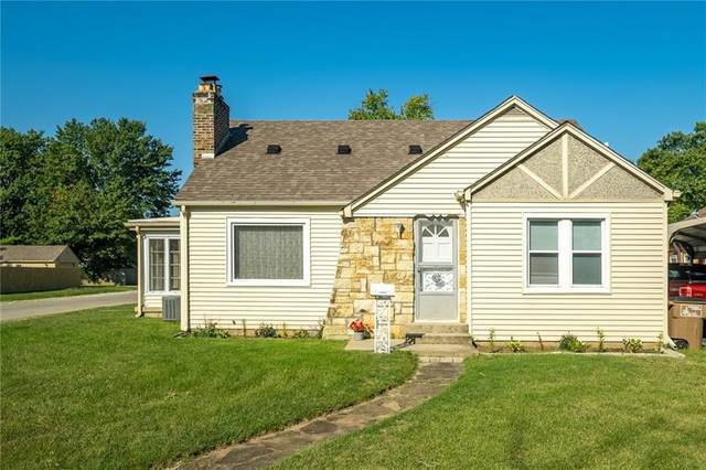 2304 Caldwell Place, Columbus, IN 47201 (MLS #21737413) :: Richwine Elite Group