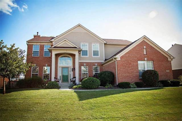 414 Letterman Drive, Brownsburg, IN 46112 (MLS #21737424) :: Anthony Robinson & AMR Real Estate Group LLC