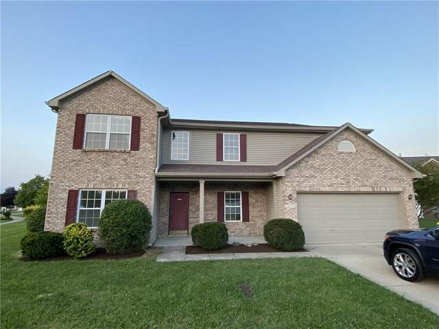 4124 Eldred Court, Westfield, IN 46060 (MLS #21737432) :: The Indy Property Source