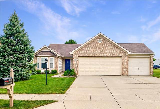 10708 Corn Poppy Court, Noblesville, IN 46060 (MLS #21737446) :: Mike Price Realty Team - RE/MAX Centerstone