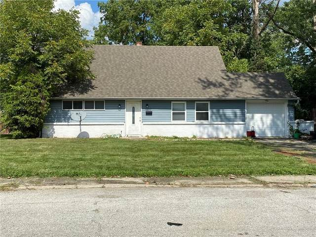 6150 Marilyn Road, Indianapolis, IN 46226 (MLS #21737466) :: Mike Price Realty Team - RE/MAX Centerstone