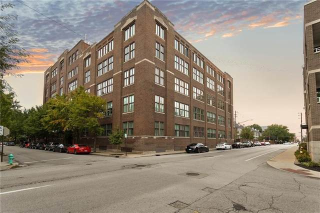 430 N Park Avenue #604, Indianapolis, IN 46202 (MLS #21737485) :: Realty ONE Group Dream