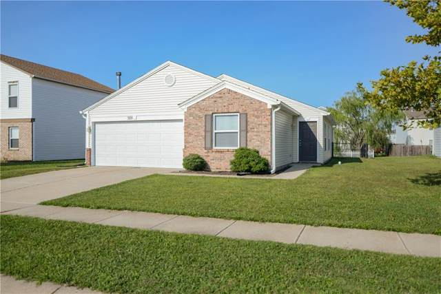 3128 Brandenburg Drive, Indianapolis, IN 46239 (MLS #21737490) :: Anthony Robinson & AMR Real Estate Group LLC