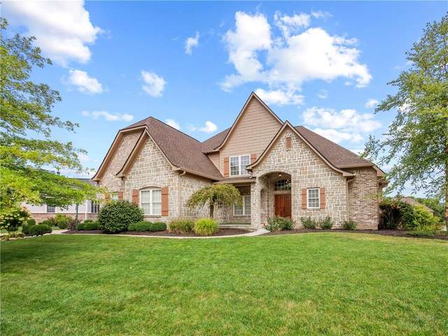2630 Old Vines Drive, Westfield, IN 46074 (MLS #21737500) :: Mike Price Realty Team - RE/MAX Centerstone