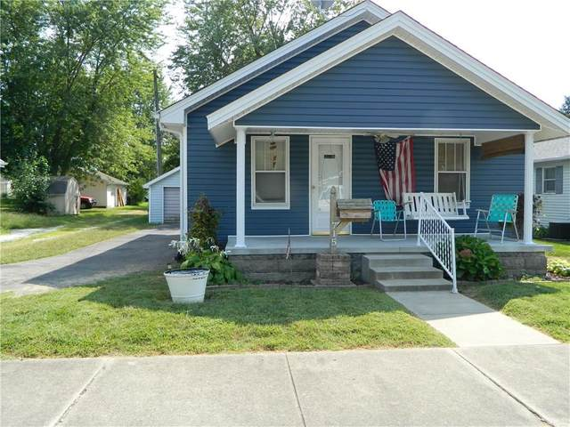 715 Jackson Street, Seymour, IN 47274 (MLS #21737505) :: Mike Price Realty Team - RE/MAX Centerstone