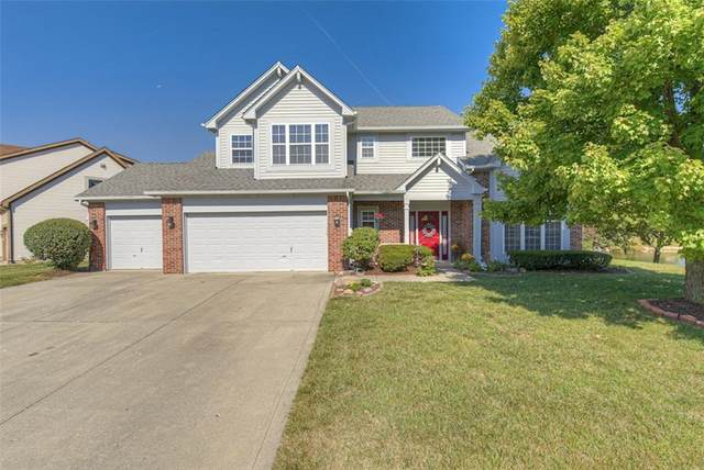 7948 Cobblesprings Drive, Avon, IN 46123 (MLS #21737545) :: Mike Price Realty Team - RE/MAX Centerstone