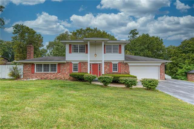 1434 N High School Road, Indianapolis, IN 46224 (MLS #21737562) :: Mike Price Realty Team - RE/MAX Centerstone