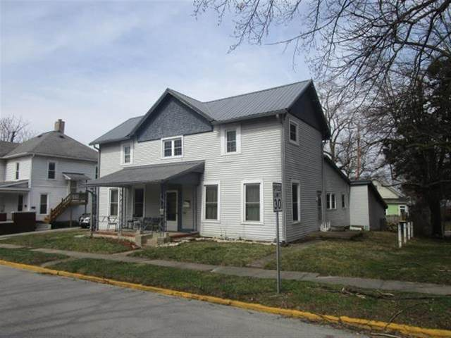 205 W Walnut Street, Greencastle, IN 46135 (MLS #21737567) :: Richwine Elite Group