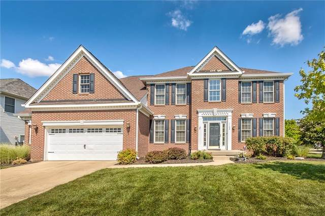 1102 Somerville Drive, Westfield, IN 46074 (MLS #21737571) :: Anthony Robinson & AMR Real Estate Group LLC