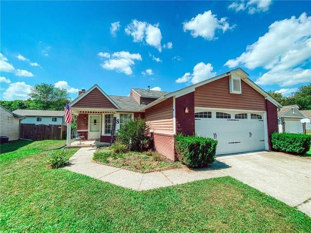 18771 Northridge Drive, Noblesville, IN 46060 (MLS #21737572) :: Anthony Robinson & AMR Real Estate Group LLC