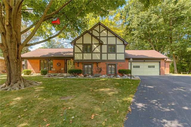 522 Montrose Court, Indianapolis, IN 46234 (MLS #21737573) :: Mike Price Realty Team - RE/MAX Centerstone