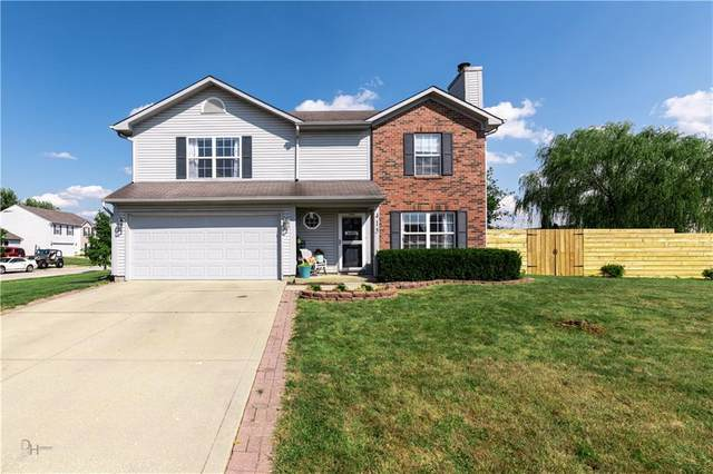 415 Leffler Drive, Indianapolis, IN 46231 (MLS #21737578) :: Mike Price Realty Team - RE/MAX Centerstone