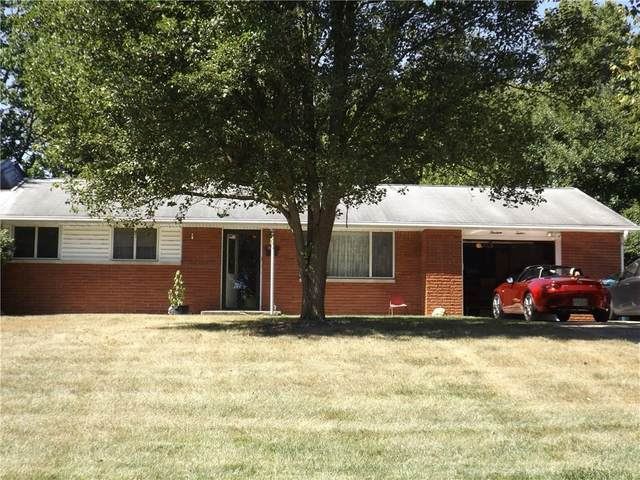 1312 N Furman Avenue, Indianapolis, IN 46214 (MLS #21737592) :: The ORR Home Selling Team