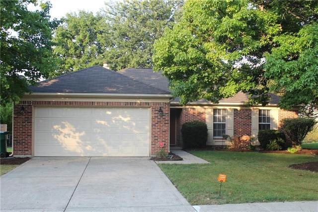 7418 Crickwood Place, Indianapolis, IN 46268 (MLS #21737617) :: Mike Price Realty Team - RE/MAX Centerstone