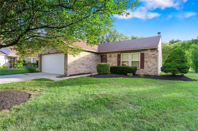 14339 Holly Berry Circle, Fishers, IN 46038 (MLS #21737634) :: Dean Wagner Realtors