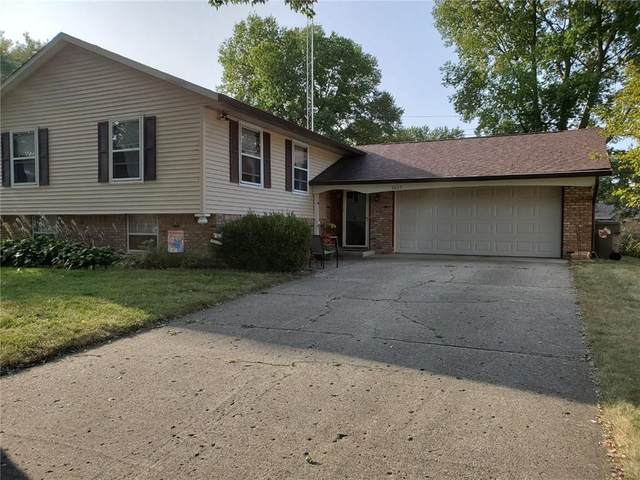 3605 Poinsettia Drive, Indianapolis, IN 46227 (MLS #21737636) :: The ORR Home Selling Team
