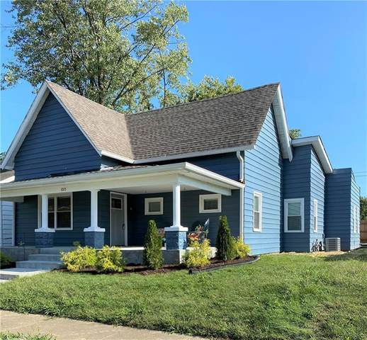 1015 W North Street, Greenfield, IN 46140 (MLS #21737648) :: Realty ONE Group Dream