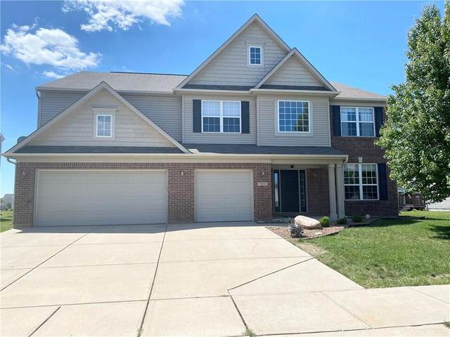 13032 Greendale Ln, Fishers, IN 46037 (MLS #21737661) :: Anthony Robinson & AMR Real Estate Group LLC
