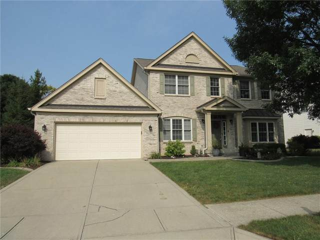 7860 Highland Meadows Drive, Brownsburg, IN 46112 (MLS #21737669) :: The Evelo Team