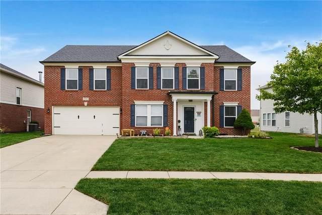 5732 N Rockingham Lane, Mccordsville, IN 46055 (MLS #21737671) :: Heard Real Estate Team | eXp Realty, LLC