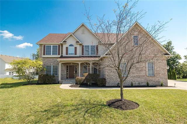 6447 Preakness Court, Indianapolis, IN 46259 (MLS #21737672) :: Mike Price Realty Team - RE/MAX Centerstone