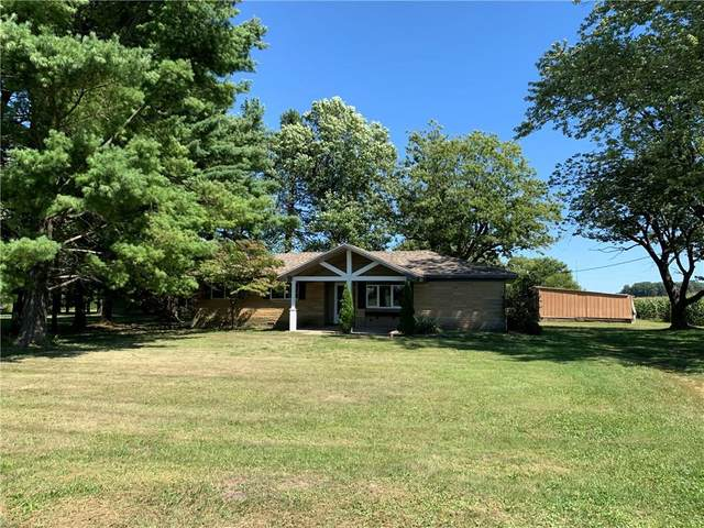 5790 S County Road 600 W, Yorktown, IN 47396 (MLS #21737688) :: The ORR Home Selling Team