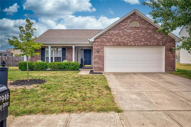 7946 Painted Pony Drive, Indianapolis, IN 46217 (MLS #21737702) :: Dean Wagner Realtors