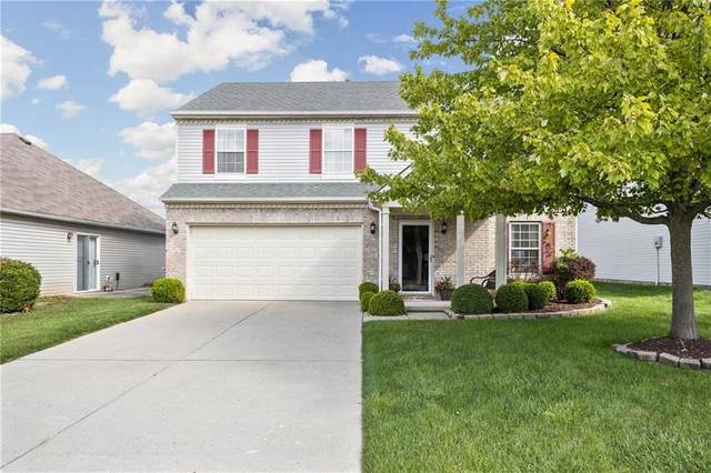 9404 Claymount Lane, Fishers, IN 46037 (MLS #21737713) :: Mike Price Realty Team - RE/MAX Centerstone