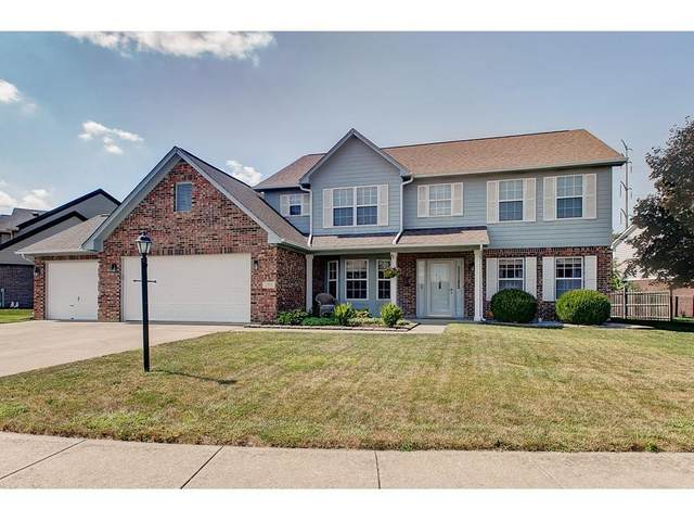 7542 Perilla Court, Indianapolis, IN 46237 (MLS #21737731) :: Anthony Robinson & AMR Real Estate Group LLC