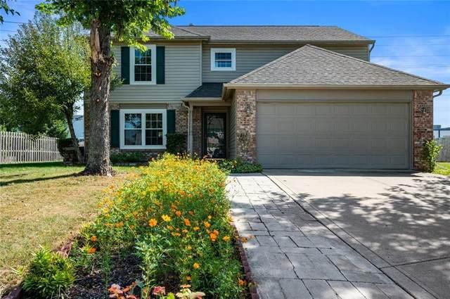 5 Longview Bend, Brownsburg, IN 46012 (MLS #21737734) :: Anthony Robinson & AMR Real Estate Group LLC