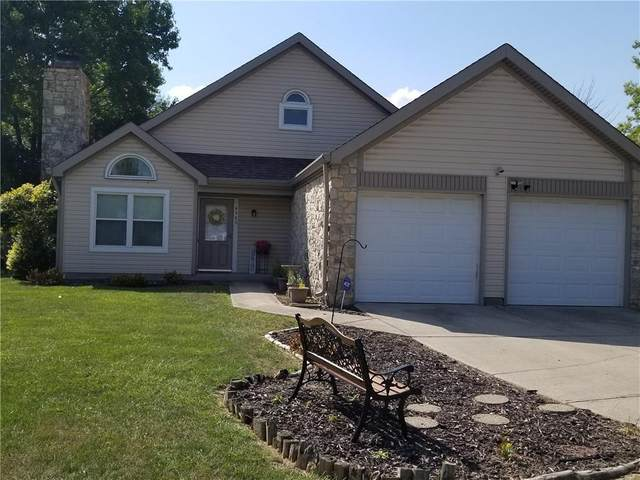 4380 Dunsany Court, Indianapolis, IN 46254 (MLS #21737742) :: Anthony Robinson & AMR Real Estate Group LLC