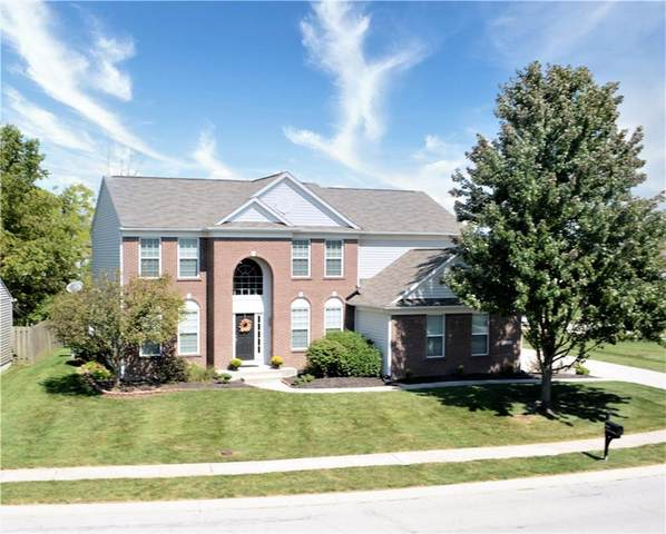 16650 Lakeville Crossing, Westfield, IN 46074 (MLS #21737748) :: Mike Price Realty Team - RE/MAX Centerstone