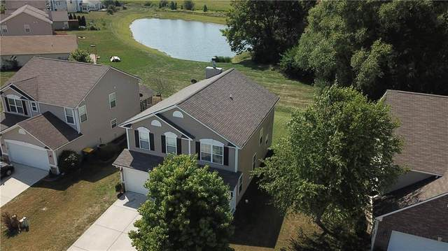 3472 Firethorn Drive, Whitestown, IN 46075 (MLS #21737755) :: Mike Price Realty Team - RE/MAX Centerstone