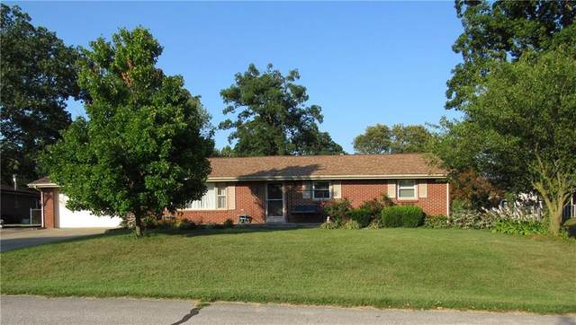 10043 N Hickory Lane, Columbus, IN 47203 (MLS #21737758) :: Mike Price Realty Team - RE/MAX Centerstone