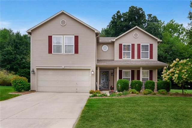 1119 Albemarle Circle, Noblesville, IN 46062 (MLS #21737764) :: AR/haus Group Realty
