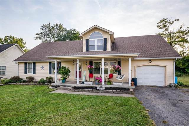 464 Linden Drive, Austin, IN 47102 (MLS #21737775) :: Mike Price Realty Team - RE/MAX Centerstone