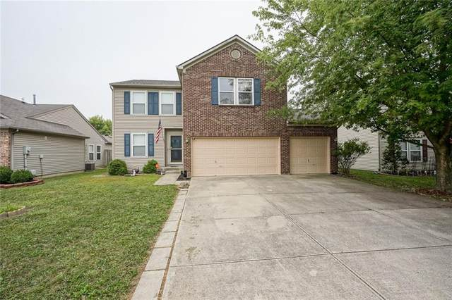 5633 N Jefferson Drive, Mccordsville, IN 46055 (MLS #21737778) :: Mike Price Realty Team - RE/MAX Centerstone