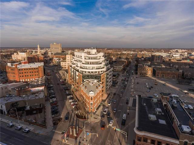 333 Massachusetts Avenue #505, Indianapolis, IN 46204 (MLS #21737801) :: Realty ONE Group Dream