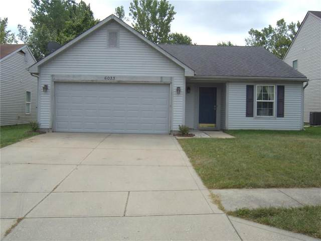 6033 Lakeside Manor Avenue, Indianapolis, IN 46254 (MLS #21737807) :: Anthony Robinson & AMR Real Estate Group LLC