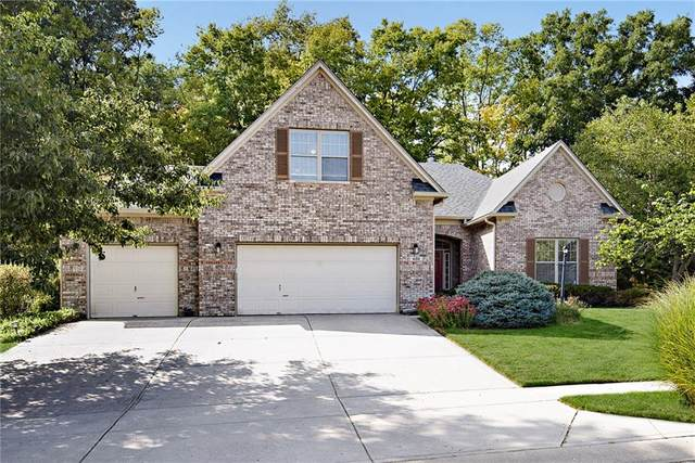 4150 Field Master Drive, Zionsville, IN 46077 (MLS #21737812) :: Heard Real Estate Team | eXp Realty, LLC