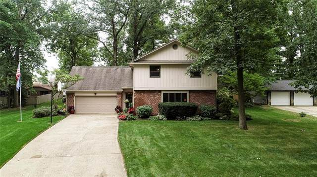 21 Fairlane Drive, Brownsburg, IN 46112 (MLS #21737816) :: Richwine Elite Group