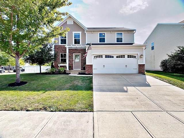 15266 Harmon Place, Noblesville, IN 46060 (MLS #21737830) :: Mike Price Realty Team - RE/MAX Centerstone