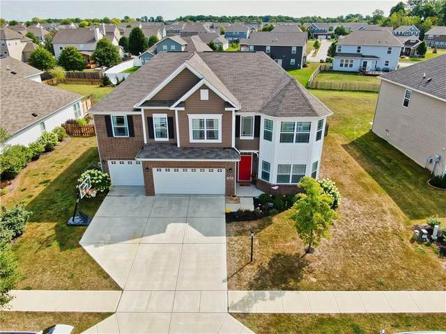 1659 Galway Circle, Avon, IN 46123 (MLS #21737863) :: Anthony Robinson & AMR Real Estate Group LLC