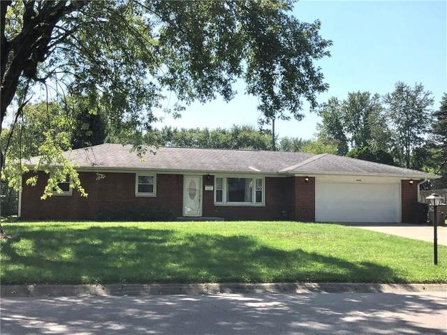 4241 31st Street, Columbus, IN 47203 (MLS #21737866) :: Mike Price Realty Team - RE/MAX Centerstone
