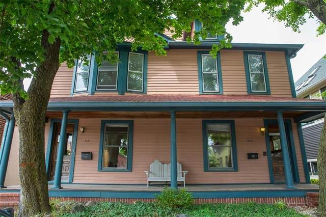 420 N College Avenue, Indianapolis, IN 46202 (MLS #21737867) :: AR/haus Group Realty