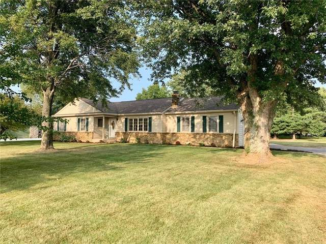 7603 N County Road 500, Pittsboro, IN 46167 (MLS #21737882) :: Mike Price Realty Team - RE/MAX Centerstone