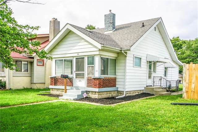 2154 E Raymond Street, Indianapolis, IN 46203 (MLS #21737895) :: Mike Price Realty Team - RE/MAX Centerstone