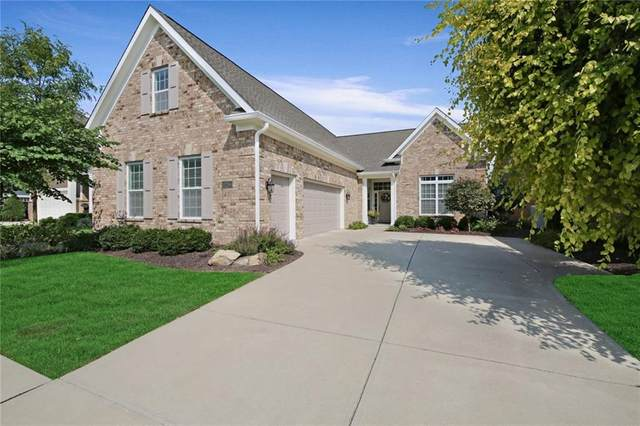 15280 Kampen Circle, Carmel, IN 46033 (MLS #21737900) :: Mike Price Realty Team - RE/MAX Centerstone