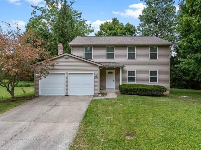 4430 Owl Court, Indianapolis, IN 46268 (MLS #21737907) :: Mike Price Realty Team - RE/MAX Centerstone