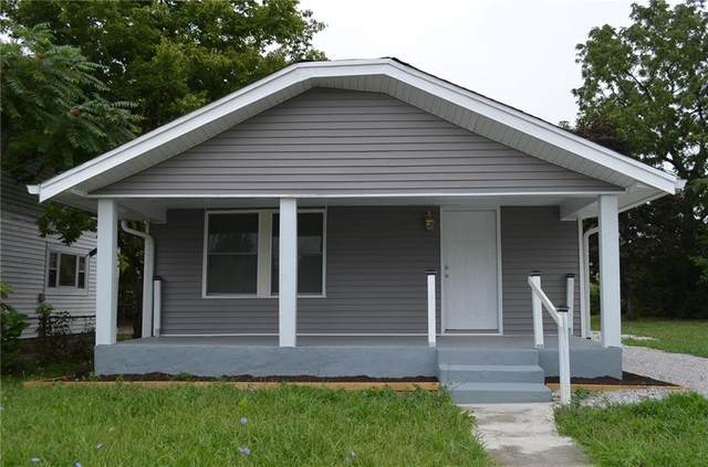 1314 W 30th Street, Indianapolis, IN 46208 (MLS #21737909) :: Anthony Robinson & AMR Real Estate Group LLC